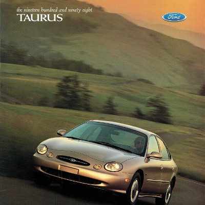 car manual project brochure collection